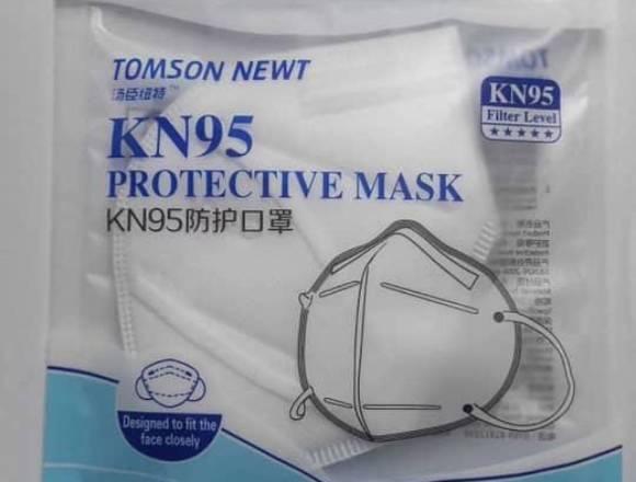 Máscara cirúrgica não tecida descartável