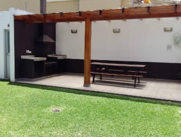 Se arrienda hermoso departamento en Cumbaya