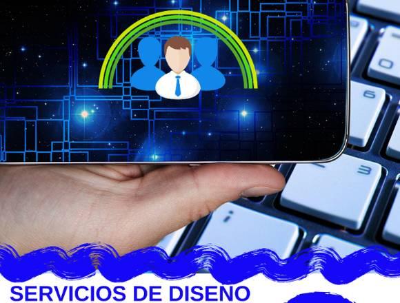 Servicios de Diseño Web  y Soluciones ONline