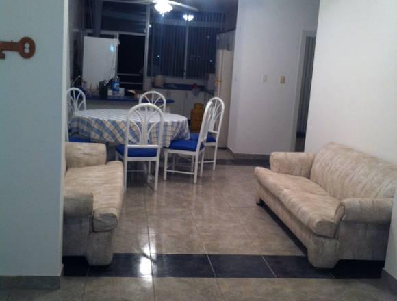 Rento departamento en Tonsupa