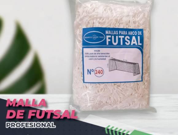 MALLA DE FUTSA  ARCO