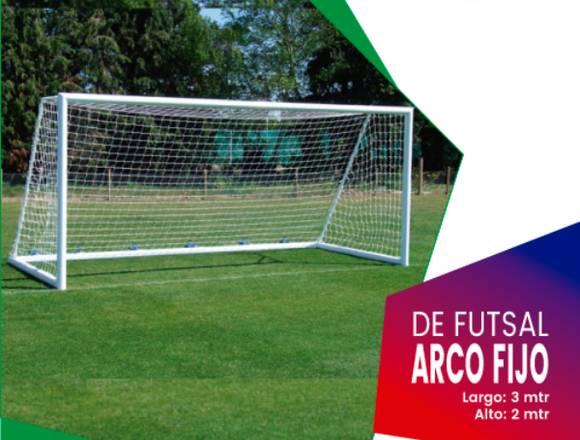 ARCO DE FUTSAL - FUTBOL
