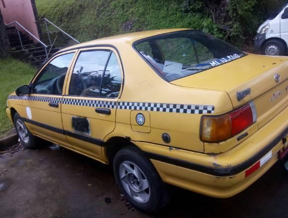 Se vende Toyota Tercel año 1991, automático