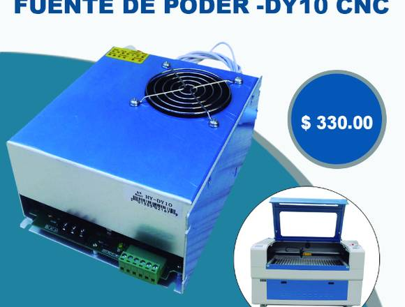 fuente de poder para cnc laser