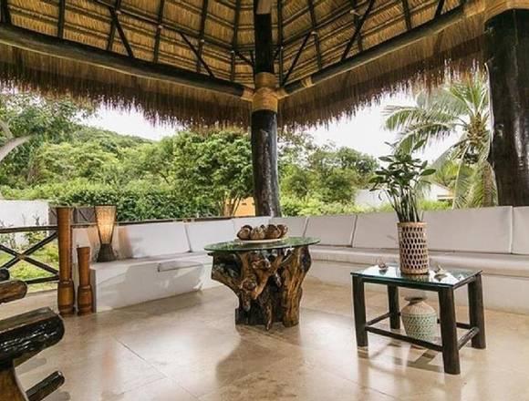 Hermosa cabaña en Venta Cholon lsla Baru