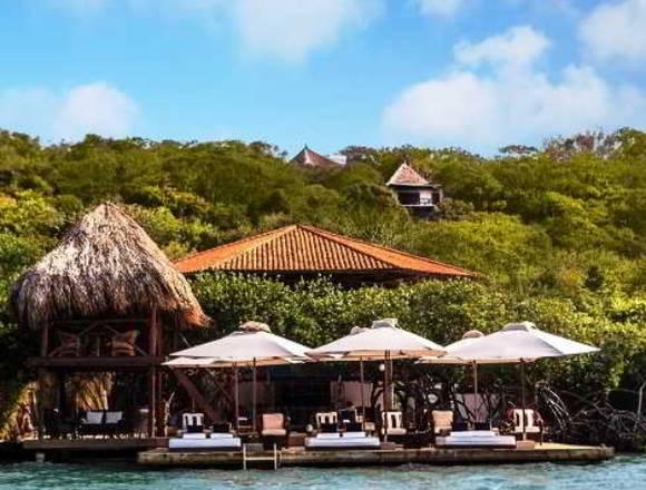 Hermoso hotel en Venta isla Baru-Cholon