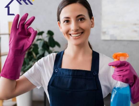 """""""Servicio de limpieza"""" basica y profunda"""