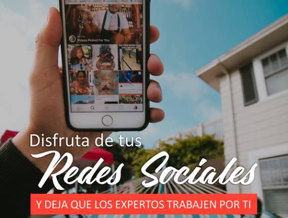 CAMPAÑA PUBLICITARIA DE REDES SOCIALES