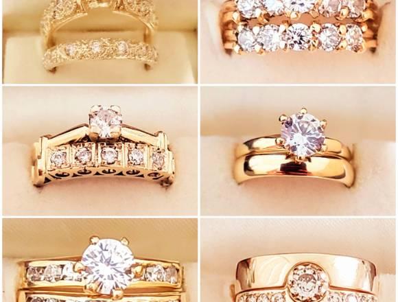 Anillos Matrimoniales de Oro