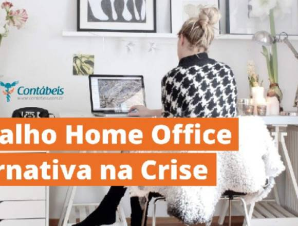 Home Office, digitador online!