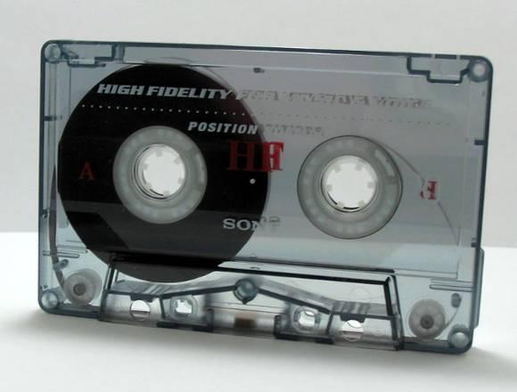 Pasa tus cassette de audio a usb