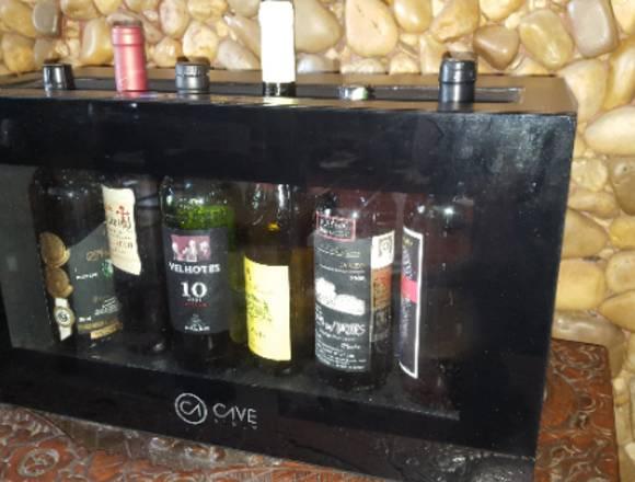 Refregerador de vinhos
