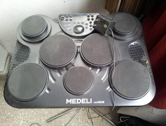 Bateria Electronica Medelli D305