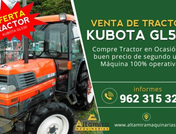 Usado Venta de Tractor Japonés KUBOTA