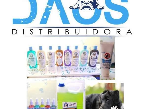 Productos orgánicos para el cuidado de mascotas
