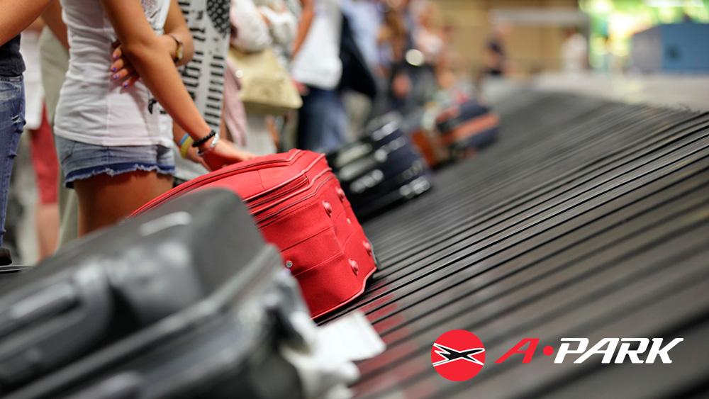 ¿Quieres que tu maleta salga la primera en el aeropuerto?