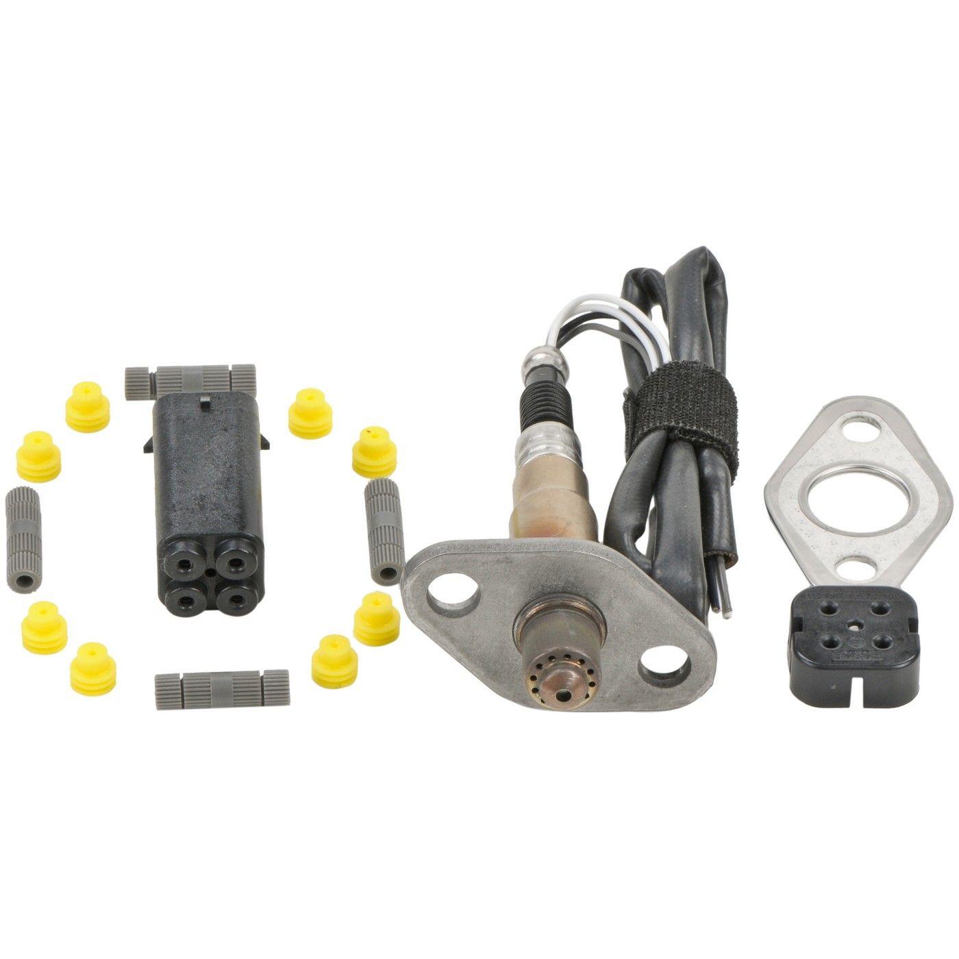 2001 Toyota Echo Oxygen Sensor Wiring