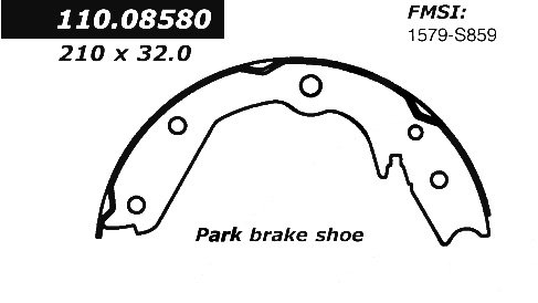 Bulb Daytime Running Light P671800 likewise Drum Brake Shoe in addition Parking Brake Shoe besides Pagid Rsl1 Front Brake Pads Bmw M2 M3 M4 E4931 Rsl1 also Exhaust Pipe. on saab touring car