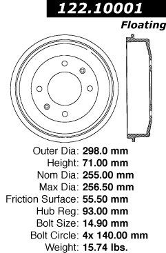 Aftermarket Front Suspension Kit 908727 furthermore Brake Drum together with H4 Wiring Diagram Relay as well Fan Parts in addition Spark Plugs. on 1986 subaru gl