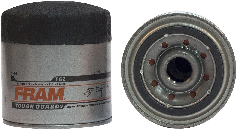 2002 ford taurus engine oil filter fram filter tg2