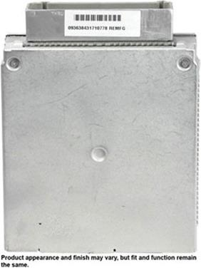 1992 Mercury Grand Marquis Engine Control Module A1 CARDONE 78-5176