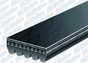 2000 BMW Z3 Serpentine Belt AC DELCO 5K355