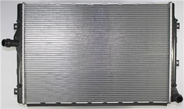 2013 Volkswagen Beetle Radiator APDI RADS 8012822