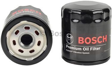 2010 Toyota Highlander Engine Oil Filter BOSCH 3330