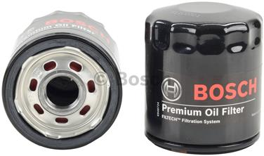 2010 Cadillac CTS Engine Oil Filter BOSCH 3334