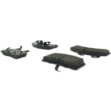 1995 GMC C2500 Disc Brake Pad CENTRIC PARTS 102.03690