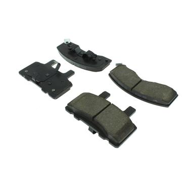 1995 GMC C2500 Disc Brake Pad CENTRIC PARTS 102.03700