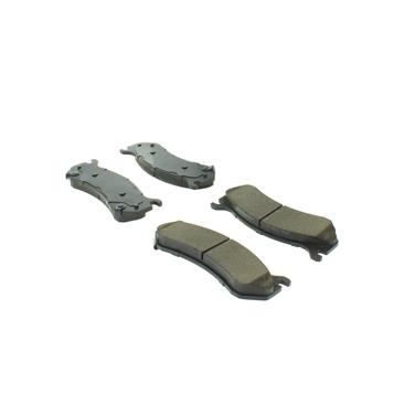 2000 Chevrolet Tahoe Disc Brake Pad CENTRIC PARTS 102.07850