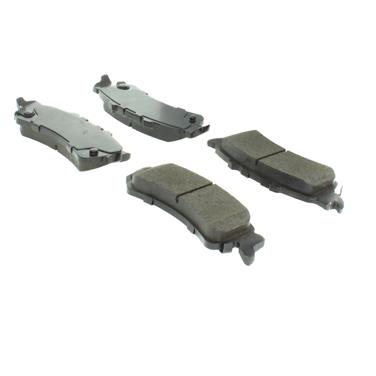 2000 Chevrolet Tahoe Disc Brake Pad CENTRIC PARTS 102.07920