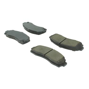 2005 Ford Explorer Disc Brake Pad CENTRIC PARTS 102.08330