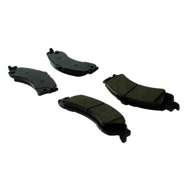 2000 Chevrolet Tahoe Disc Brake Pad CENTRIC PARTS 102.08340