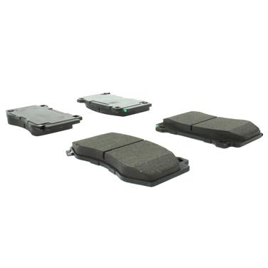 2010 Jeep Grand Cherokee Disc Brake Pad CENTRIC PARTS 102.11490