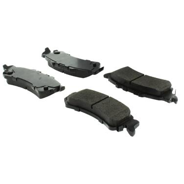 2000 Chevrolet Tahoe Disc Brake Pad CENTRIC PARTS 103.07920