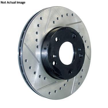 1992 Buick LeSabre Disc Brake Rotor CENTRIC PARTS 127.62050L
