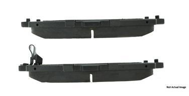 1990 Mercury Sable Disc Brake Pad CENTRIC PARTS 300.05450