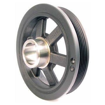 2013 Cadillac XTS Engine Harmonic Balancer DAYCO BELTS/HOSES PB1509N