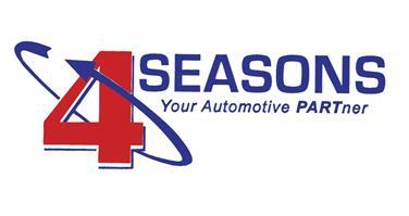 1992 Pontiac Trans Sport A/C Replacement Kit FOUR SEASONS 1276N