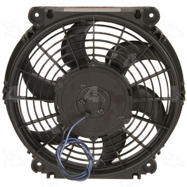 2014 Volkswagen Passat Engine Cooling Fan FOUR SEASONS 36895