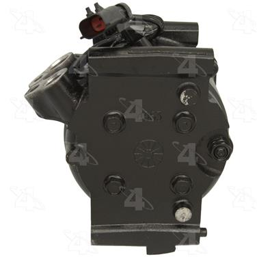 2001 Chrysler Sebring A/C Compressor FOUR SEASONS 67593