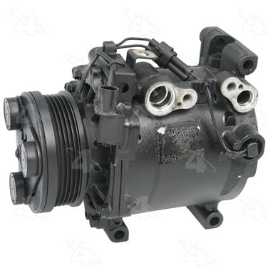 2001 Mitsubishi Eclipse A/C Compressor FOUR SEASONS 77483
