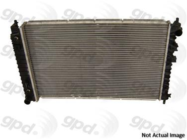 2012 Audi A3 Radiator GRANT PRODUCTS 13212