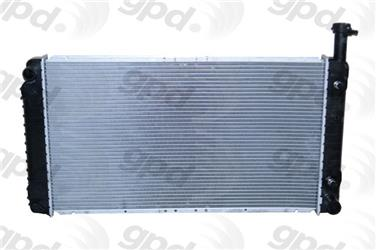 2004 Chevrolet Express 2500 Radiator GRANT PRODUCTS 2716C