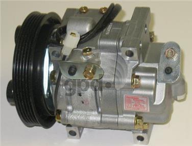 1997 Mazda 626 A/C Compressor GRANT PRODUCTS 5511506