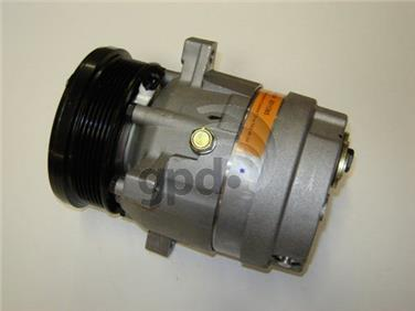 1991 Pontiac 6000 A/C Compressor GRANT PRODUCTS 6511365