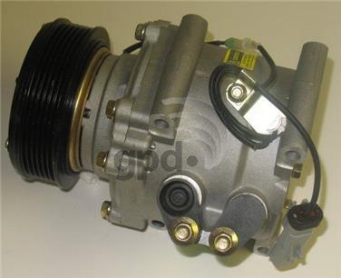 2001 Chrysler Sebring A/C Compressor GRANT PRODUCTS 6511562