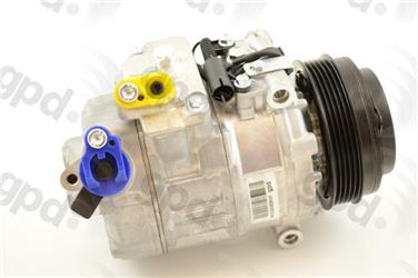 2003 BMW 325Ci A/C Compressor GRANT PRODUCTS 6512226